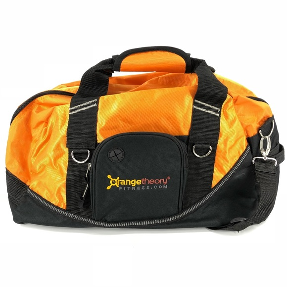 1ffe14154dff Handbags - Orange Theory Fitness Duffle Bag